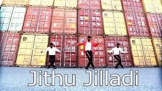 Jithu Jilladi Official Song | Theri | N3 Kingz | Dj Thibz | Dance Cover