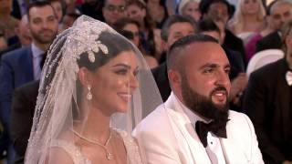 Exclusive traile from the royal wedding of Wassim Salibi and Rima Fakih.  Video credit : Parazar