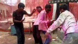 Funny dance - Tar bijli se patle hamare piya