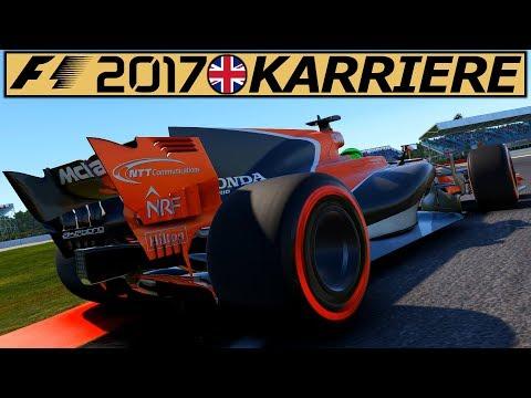 Der Härtetest! (Q) – F1 2017 KARRIERE Gameplay German #31 | Lets Play Formel 1 2017 Deutsch 4K