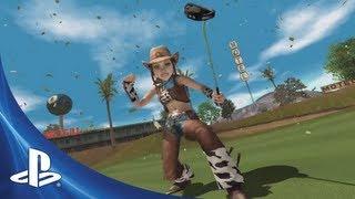 Hot Shots Golf™: World Invitational (PS3) Announce Trailer