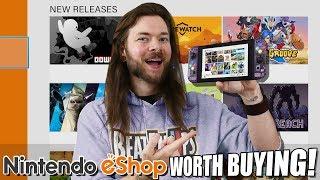 10 Nintendo Switch eShop Games Worth Buying - Episode 12