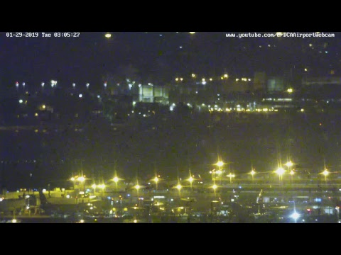 Live Webcam 1 Reagan National Airport Washington D.C.