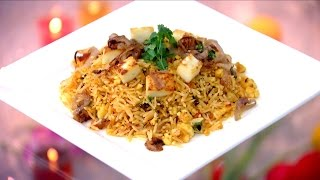 Dhe Ruchi I Ep 87 - Chat Pada Paneer Pulav & Chilli Soya Pepper fry Recipe I Mazhavil Manorama