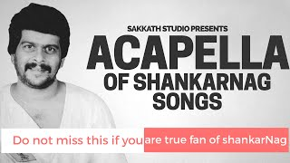 SHANKARNAG ACAPELLA by SAKKATH STUDIO