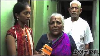 Madurai Girl Who Lost Both father & Mother Scores School Top under Grand Parents Guidance