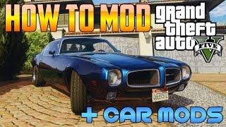 How to Install GTA V PC Mods [Beginner Mod Tutorial & Car Modding Tutorial]