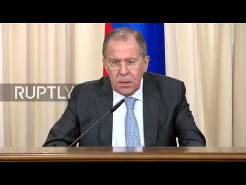 Russia: Lavrov says Democrats left political 'landmines' to sabotage future Russia-US relations