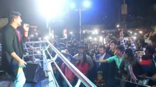Rapper Karan Singh Arora rocks at live show in Ranchi