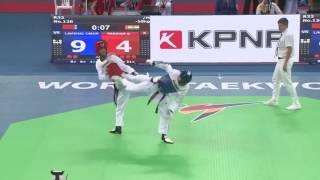 India vs Morocco men -58 kg (R32) WTF World Taekwondo Championship 2017 Muju