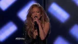 Jlo's Reign - Jennifer Lopez - First Love - Live Billboard Music Awards - HD