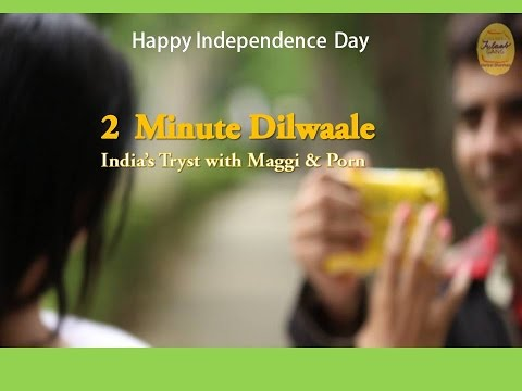 Comedy Hunt #1 - Do Minute Dilwaale - India's tryst with Maggi and Porn