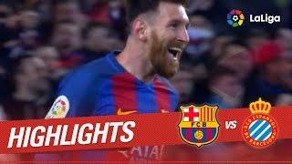 Download Resumen de FC Barcelona vs RCD Espanyol (4-1) 3Gp Mp4
