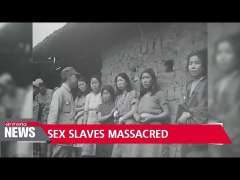 Xxx Mp4 Footage Unveiled Of Japan S Massacre Of Korean Sex Slaves In 1944 3gp Sex