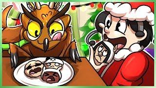 Santa Nogla & Reindeer Vanoss vs The Cookies! - Cookies vs Claus Funny Moments