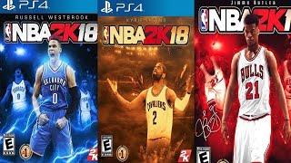 SOMEBODY LEAKED NBA 2K18 TRAILER