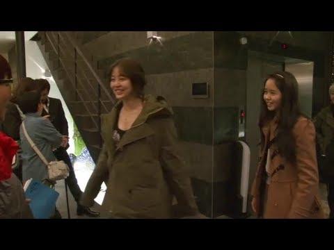 [121107 BTS] Yoon Eun Hye 윤은혜, Yoo Seung Ho 유승호 & 김소현 -'Missing You' 보고싶다