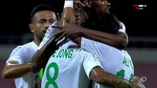 دوري نجوم QNB: الموسم 18 - 19 - اهداف المباراة : الاهلي 3 - 0 العربي