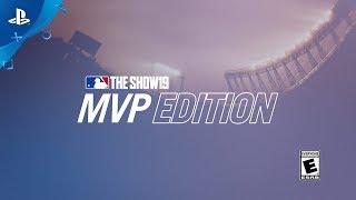 MLB The Show 19 - Gamestop MVP Edition   PS4