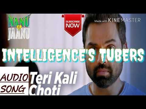 Xxx Mp4 Teri Kali Choti Audio Song Nanu Ki Jaanu INTELLIGENCE S TUBERS 3gp Sex