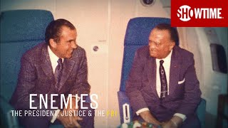 BTS: Inside Part 1 | Enemies: The President, Justice & The FBI | SHOWTIME Documentary
