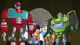 Transformers Rescue Bots: Hero Adventures - Kids Games