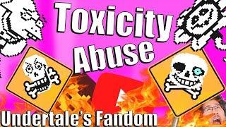 "How Undertale Got Its ""TOXIC"" Fandom - The Fandom Files"