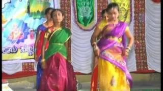 Chellidaru malligeya Kannada Folk Dance CPM School Day 2014