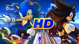 Sonic Adventure 2 HD Now with more HD ! (MOD)