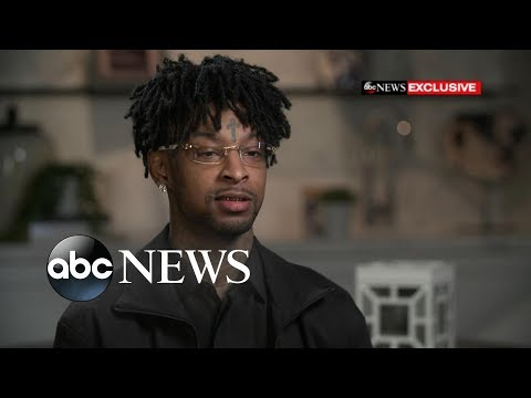 Xxx Mp4 Rapper 21 Savage Fears Deportation After ICE Arrest 3gp Sex