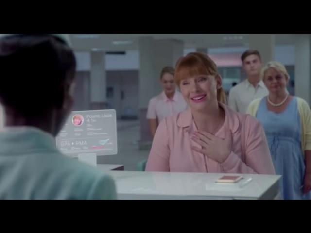 Black Mirror S03E01 Airport scene