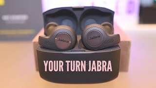 Better Than Bose? Jabra Elite Active 65T Wireless Earbuds First 24 Hours + Gift Card Giveaway!!!