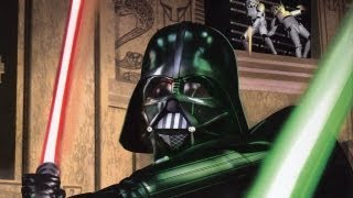 CGR Undertow - STAR WARS DARK FORCES II: JEDI KNIGHT review for PC