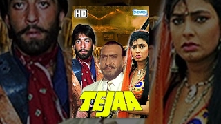 Tejaa (HD) - Hindi Full Movie - Sanjay Dutt, Kimi Katkar - Superhit 90's Hindi Movie (Eng Subtitles)