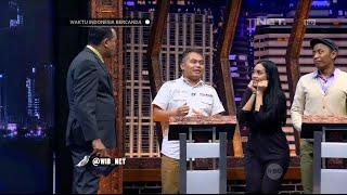 Waktu Indonesia Bercanda - Ayudia Merinding Dimarahin Cak Lontong