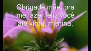 Cristina Mel - Obrigado Mãe - Homenagem Dia das Mães