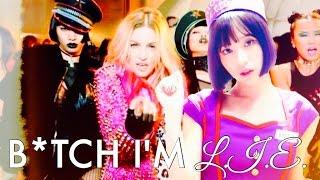 B*TCH IM L.I.E. | EXID VS. MADONNA (Mashup)