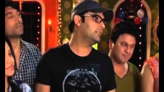 Comedy Nights With Kapil Behind The Scenes Birthday Bash