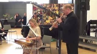 Carnival of Venice - Egidijus Ališauskas (birbynė) & Aistė Bružaitė (kanklės)