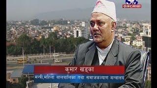 STV Chat With Kumar Khadka