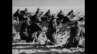 Australian Light Horse War Classic 40000 Horsemen fully restored War DVD movie