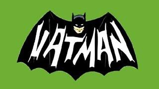 V de Vatman [Parodia de Batman 1960] Capítulo piloto