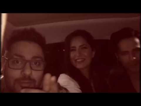 Katrina Kaif & Varun Dhawan Sing with Badshah   Six Sigma Films