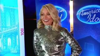 Kelly Ripa Auditions for