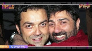 Sunny Deol promotes