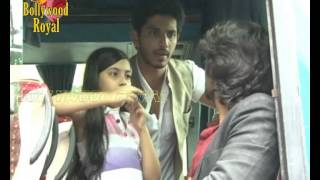 On location of TV serial ''Na Bole Tum Na Maine Kuchh Kaha''   Mohan takes his family for picnic