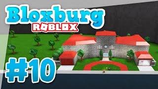 Bloxburg #10 - VISITING IMAFLYNMIDGET