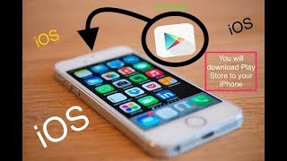 How to Install Play Store for iPhone any iOS device for free (No - jailbreak,No Cydia,No Computer)💯