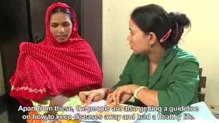 Community Clinic Initiative in Bangladesh