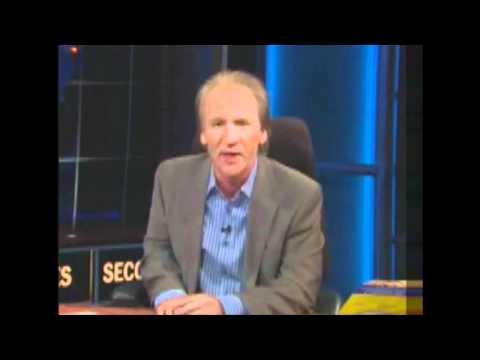 watch Bill Maher America is number 1